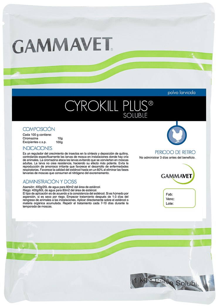 CYROKILL PLUS SOLUBLE®