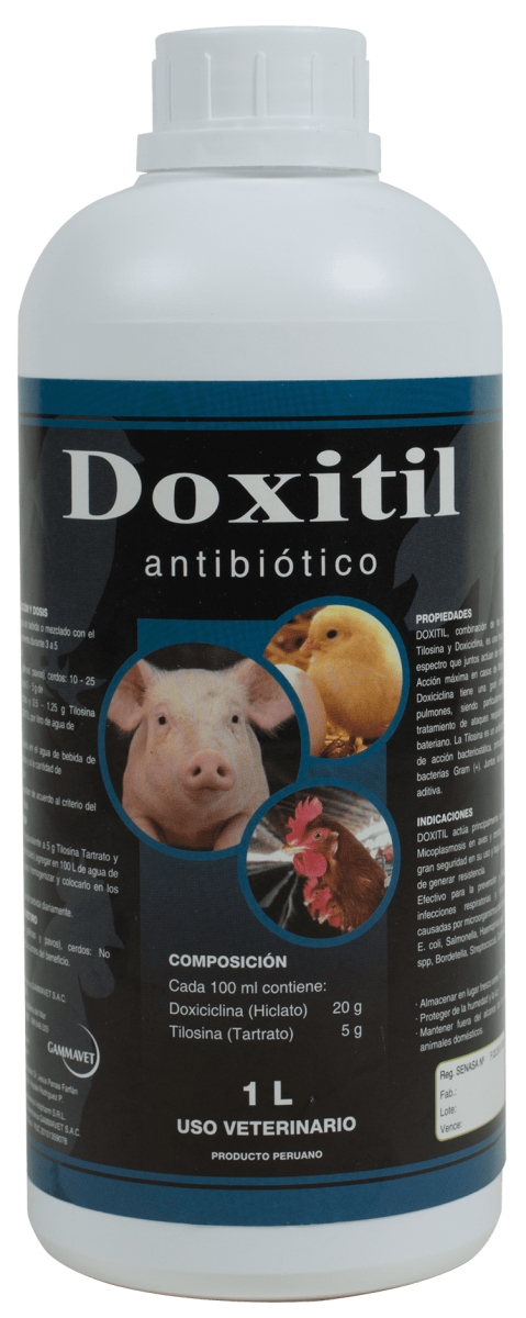 DOXITIL LÍQUIDO®